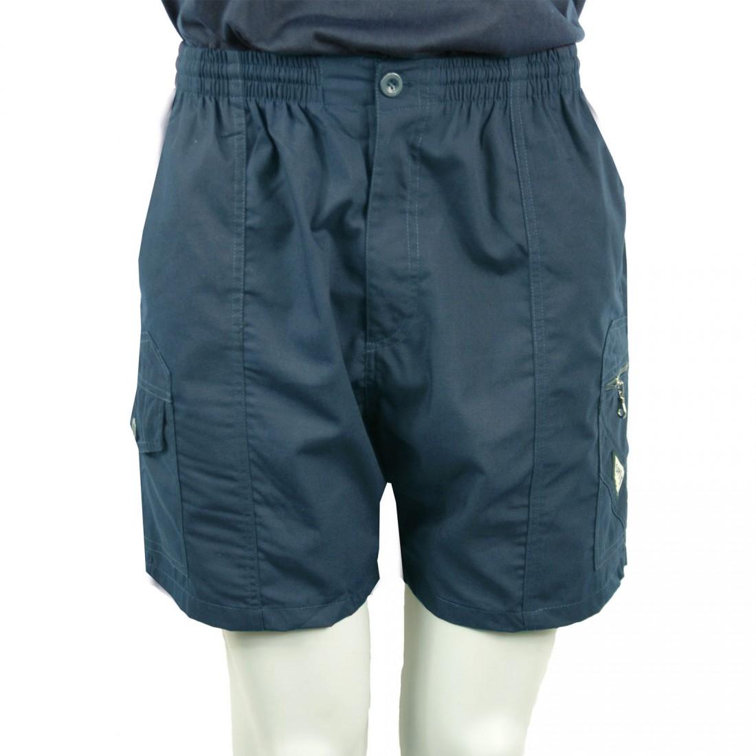 romesa short kurze hose mit cargotaschen und dehnbund herren hosen shorts bermudas. Black Bedroom Furniture Sets. Home Design Ideas