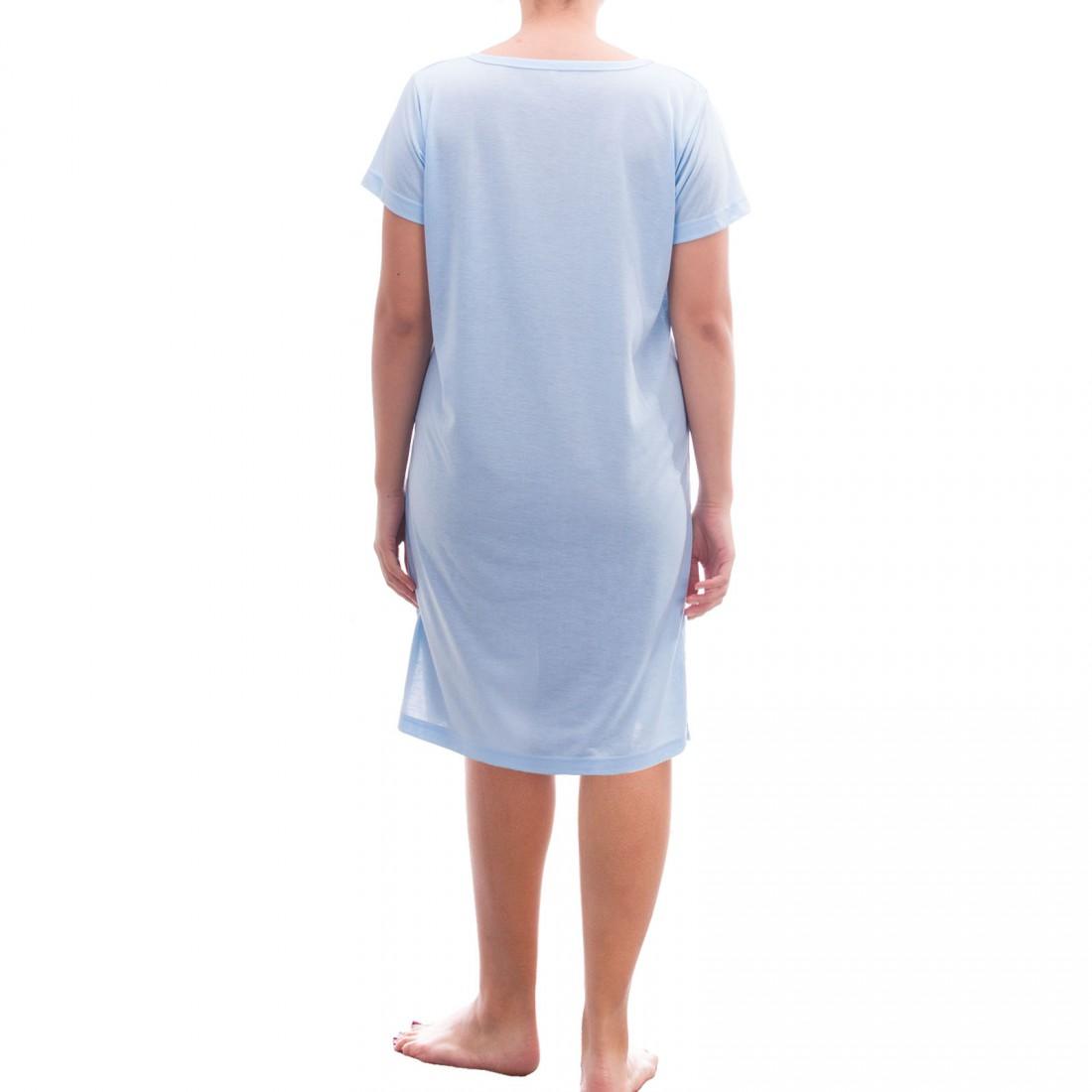 romesa big shirt schlafshirt liebesgr e aus paris l. Black Bedroom Furniture Sets. Home Design Ideas